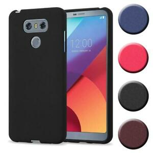 Silicone Case for LG G6 Shock Proof Cover Mat TPU Bumper