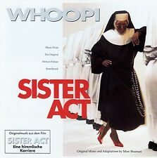 SISTER ACT - MUSIC FROM THE ORIGINAL MOTION PICTURE SOUNDTRACK / CD - NEUWERTIG