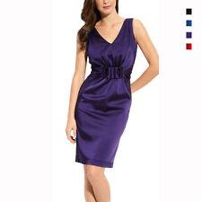 Satin Formal Stretch, Bodycon Dresses