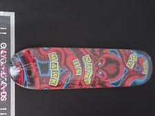 Hmnim X Sean Cliver Skateboard Deck Signed #45/50 Hi My Name Is Mark New Rare