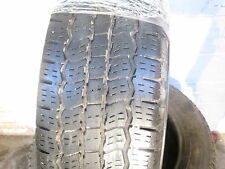 Used LT E225/75R17 116 Q 6/32nds General Tire Grabber TR