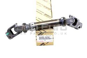 For Toyota Prius Hybrid Genuine Intermediate Steering Column Shaft 45260-12710