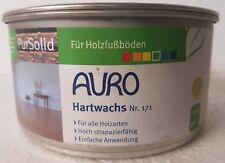 Hartwachs 171 Auro 0,4kg PurSolid Farblos Holzschutzmittel kg/60 €