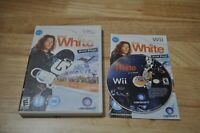 Shaun White Snowboarding World Stage (Nintendo Wii) With Case And Manual *Used*