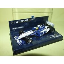 WILLIAMS FW25 2004 R. SCHUMACHER MINICHAMPS 1:43