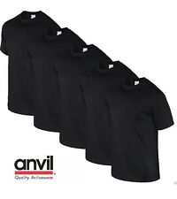 5 X Anvil Men's Casual Ring spun Cotton T Extra Large Only
