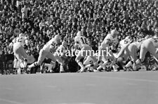 Scott Hunter Green Bay Packers 35mm Football Negative Slide John Brockington