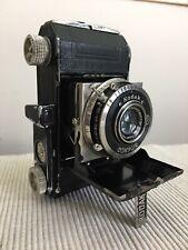 Kodak Retina Compur Xenar F:3,5 Schneider Kreuznach Camera Black 1930s VTG