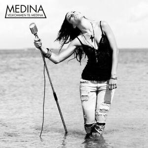 """Medina - """"Velkommen Till Medina"""" - 2009 - CD Album"""
