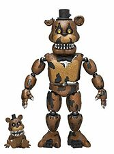 """Funko 5"""" Articulado Five Nights At Freddy' - Pesadilla Freddy Figura De Acción"""
