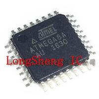 10PCS ATMEL ATMEGA8A-AU MEGA8 MEGA8-AU TQFP32 Microcontroller MCU AVR 8K new