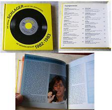 SCHLAGER-ARCHIV 1982-1983 THOMAS ANDERS,... CD mit 48 Seiten Fotobuch TOP
