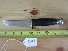 Case fix blade knife c. 1940s-1960s made in Usa (lot#8369)