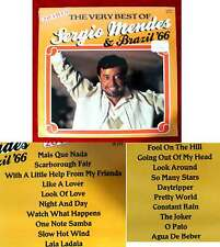 LP Sergio Mendes & Brasil ´66: Very Best of....20 Hits (J&B 219) Australien