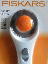 Fiskars direttamente gestiti Rotary Cutter 45mm-cucito, patchwork & Crafts ecc.