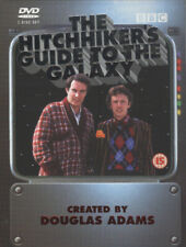 The Hitchhiker's Guide to the Galaxy: The Complete Series (Box Set) [DVD]