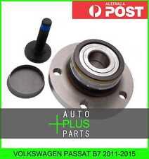 Fits VOLKSWAGEN PASSAT B7 2011-2015 - Rear Wheel Bearing Hub 32mm