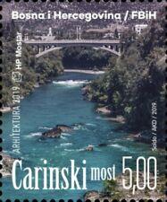 2019, Bridges, Croat Post Mostar, Bosnia and Herzegovina, MNH