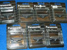 LOT 7 lame RASOIR Panasonic WES9050Y ES 324 326 327 RAZOR BLADE cuchilla KLINGE