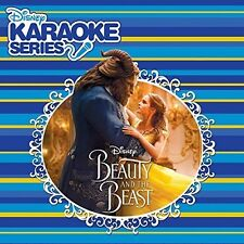 Various Artists - Disney's Karaoke Series: Beauty And The Beast [New CD]
