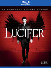 Lucifer: The Complete Second Season [New Blu-ray] Manufactured On Demand, Ac-3