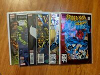 Venom key comic book lot Donny Cates Amazing Spiderman