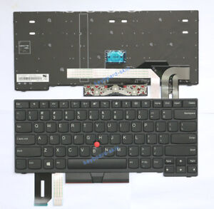 New lenovo IBM Thinkpad T480s (incompatible T480) laptop US keyboard Non-backlit