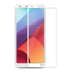 2PCS For LG G6 Full Cover Tempered Glass Film Guard Screen Protector