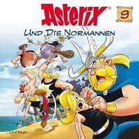 ASTERIX UND DIE NORMANNEN  CD FOLGE 9 HÖRSPIEL NEU!!!