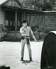 BOBBY DARIN GUNFIGHT IN ABILENE 1967 VINTAGE PHOTO ORIGINAL #1