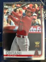 2019 Topps Chrome #1 Shohei Ohtani All Star Rookie