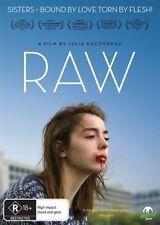 RAW DVD, 2017 RELEASE, NEW & SEALED, REGION 4
