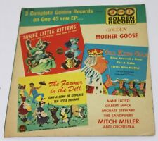 Anne Lloyd, The Sandpipers & Mitch Miller - Golden Mother Goose [PL3810]