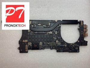 """motherboard logic board MacBook A1398 15"""" 2012 2.3GHz i7 8GB 820-3332-A"""