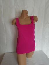 NEU 408 40 Pink Ton Sheego Top Shirt Trägershirt Gr