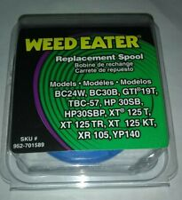"""Weed Eater Replacement Spool with String 952-701589 NEW for Tap-N-Go .080"""" Line"""