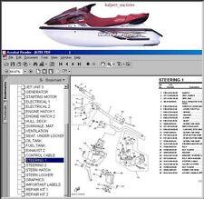 2001 2002 yamaha xlt800 waverunner service repair factory manual instant download