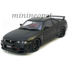 AUTOart 77324 NISSAN SKYLINE GT-R R-TUNE R33 1/18 DIECAST MODEL CAR MATTE BLACK