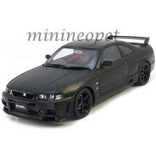 AUTOart 77324 NISSAN SKYLINE GT-R R-TUNE R33 1/18 DIECAST MODEL CAR MATTE BLACK