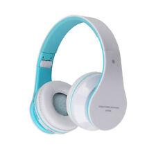 Plegable Inalámbrico Bluetooth Estéreo Auriculares Headset MP3 Player FM SD TF