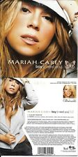 CD CARTONNE CARDSLEEVE MARIAH CAREY BOY (I NEED YOU) 2 versions DE 2003