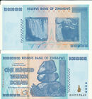 Zimbabwe / Simbabwe [122] - 100 Trillion Dollars 2008 aUNC - Pick 91