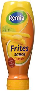 Frite Sauce Classic, Fritessaus Remia 16.9 oz 500ml