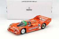 Porsche 962 C #17 Jägermeister  Winner 1000km Spa 1986 Boutsen,Jelinski 1:18 Nor