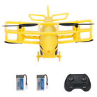 JJRC H95 RC Mini Drone Altitude Hold RC Plane 360° Rotation With 2 Battery V9P3