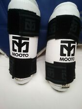 TaeKwonDo Set of Mooto shin, forearm, head & reversible chest guards + Duffel!