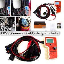 Diesel Engine Common Rail Pressure Test and Simulator Auto Diagnostic Tool CR508