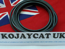 ROUND 2 CORE 5m 2.5mm TINNED 29A TWIN MARINE GRADE CABLE 12V BOAT YACHT BLACK