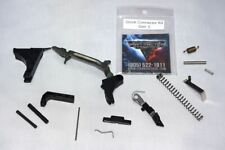 Enhanced Lower Parts Kit for Polymer 80 Compact/CL Frames with Taran Tactical Gr