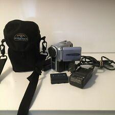 Sony DCR-PC8E Mini DV Recorder and accessories
